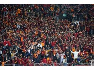 Galatasaray - MKE Ankaragücü maçını 28 bin 460 seyirci izledi