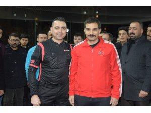 """Ülkü Ocaklarından """"Turan"""" Futbol Turnuvası"""