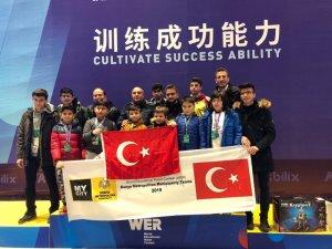 Dünya Eğitim Robotları Yarışmasında Konya'ya 2 ödül