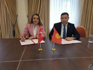ULUSKON Kırgızistan Yatırım Kurulu ile iş birliği anlaşmaları imzaladı