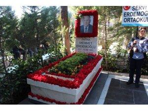 Mehmet Erdemoğlu, ölümünün 13. yıl dönümünde anıldı