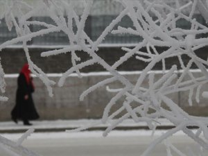 Doğu Anadolu'da 'dondurucu soğuklar' etkisini sürdürüyor