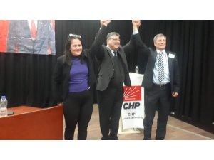 CHP Aliağa İlçe Başkanlığı'na Özlem Şan Oğuzhan Seçildi