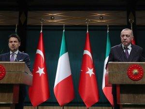 Cumhurbaşkanı Erdoğan: Libya'da ateşkesin kısa sürede imzalanmasını istiyoruz