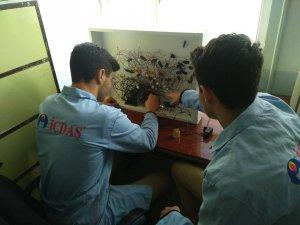 Biga'da akıllı harita projesi hayata geçti