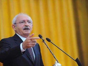 Kılıçdaroğlu: Eğer bir ülkede hakimler Saray'dakinin önünde eğilip bükülüyorsa, o ülkede adalet yok demektir