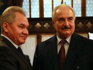 Rusya Savunma Bakanlığı: Hafter'in istişareler için 2 güne ihtiyacı var