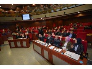 İzmit Belediyesi Ocak ayı meclisi tamamlandı