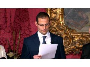 Malta'nın yeni başbakanı Abela yemin etti