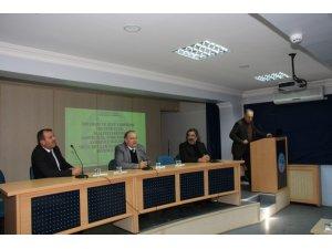 Erzurum ve yöresi kuyumculuk faaliyetleri konferansı