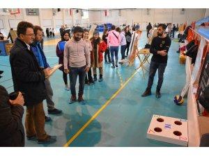 Spor Bilimleri Fakültesi öğrencileri yeni ürünler geliştirdi