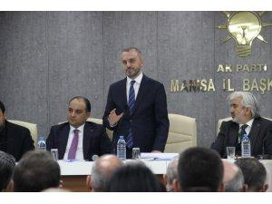 """Kandemir: """"Demirtaş'ın yazdığı tiyatroyu Allah'a hamdolsun bu millet birliği beraberliğiyle bozdu"""""""