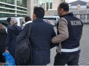 Samsun'da FETÖ'den 1 tutuklama, 4 adli kontrol