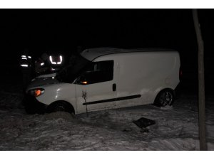 Elazığ'da gizli buzlanma zincirleme kazaya neden oldu