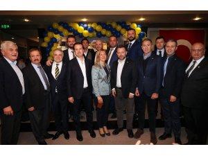 Fenerbahçe yöneticileri, Gaziantepli kongre üyeleriyle buluştu