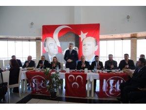 """MHP MYK üyesi Alperen: """"Cumhur İttifakı tankların üzerinde kuruldu"""""""