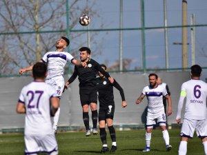 TFF 2. Lig: Manisa FK: 4 - Hacettepespor: 0