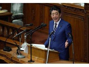 Japonya Başbakanı Abe'den Güney Kore ile dostluk vurgusu