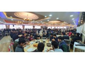 Van'da İdlib yararına kahvaltı programı