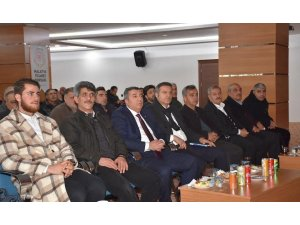 Hayvan Sağlığı ve Beslenme  konulu konferans gerçekleştirildi