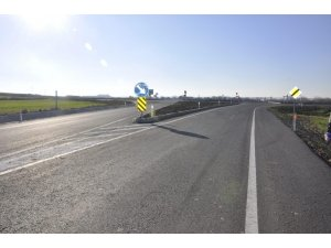 Tekirdağ'da bir yılda 2 milyar TL yol yatırımı