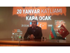 Azerbaycan'daki '20 Ocak Katliamı'nın acısı sürüyor