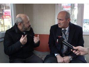 Ulaştırma ve Altyapı Bakanı Turhan, taksicilerle nakliyecilerin sorunlarını dinledi