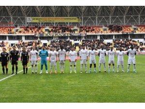 Ziraat Türkiye Kupası: Yeni Malatyaspor: 0 - DG Sivasspor: 1 (İlk yarı)