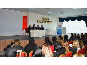 """Karabük'te """"Okul Güvenliği Değerlendirme"""" toplantısı"""