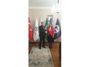 ULUSKON, Cezayir ile ekonomik, sosyal ve kültürel konularda işbirliğine gidecek