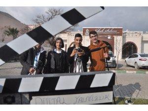 Kızıltepeli gençler sosyal medya bağımlılığına dikkat çekti