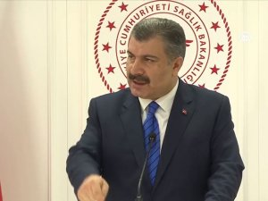 Sağlık Bakanı Koca'dan koronavirüs açıklaması: Şüpheli vaka olarak değerlendirilen hastayı Çin'e gönderdik