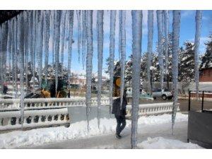 Doğu Anadolu Bölgesi için don ve buzlanma uyarısı