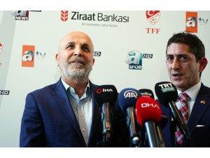 """Hasan Çavuşoğlu: """"Bu turu geçmek istiyoruz"""""""