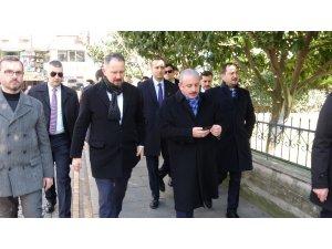 """TBMM Başkanı Şentop: """"Türkiye gerektiği zaman gereken adımları atar"""""""