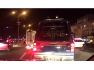 Diyarbakır'dan Elazığ'a Sağlık ve UMKE ekipleri sevk edildi