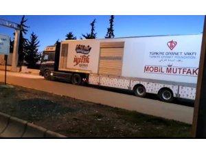 TDV'den Elazığ ve Malatya'daki depremzedelere destek