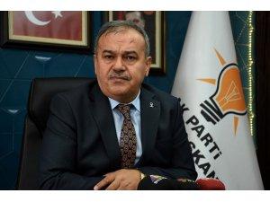 AK Partili Başkan'dan duygulandıran açıklama