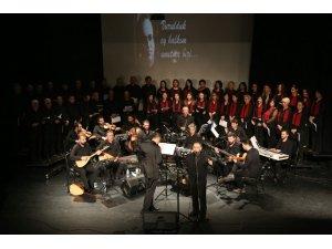 Odunpazarı Belediyesinden Uğur Mumcu anısına konser