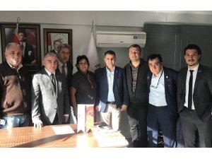 TSYD-Seyhan Belediyesi sponsorluk anlaşması imzaladı