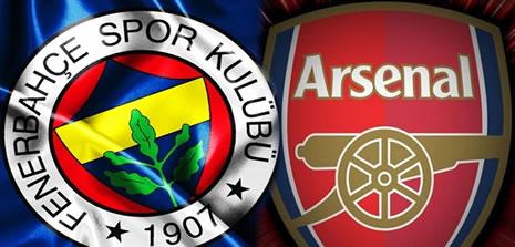 Fenerbahçe - Arsenal maçının kadroları belli oldu