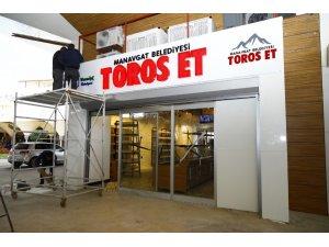 Manavgat TOROS Et-Süt Tanzim Satış Mağazası 7 Şubat'ta açılıyor