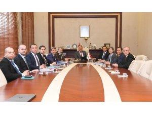 CHP'li Büyükşehir ve AK Parti'li Yüreğir'den birlikte çalışma kararlılığı