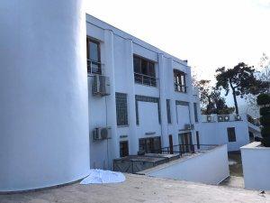 Göynük hizmet binası boyandı