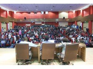 KBÜ'de 'Çadlı Öğrenciler Birliği 2. Genel Kurul Toplantısı' yapıldı
