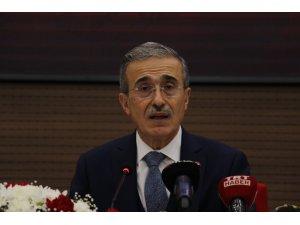 """Savunma Sanayii Başkanı Demir: """"(MTU motorun son durumu) Yapılan görüşmelerde mesaj alındı, üzerine çalışacakları söylendi"""""""