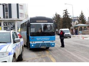 Van Büyükşehir Belediyesinden trafik denetimi