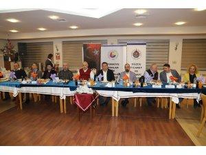 DTSO'da söz üyemizde programı gerçekleştirildi
