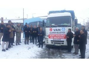 Türkiye'nin en soğuk ilçesinden Elazığ'a uzanan sıcak el