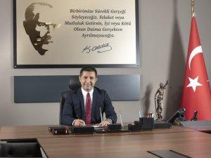 Başkan Ömer Günel'den 'bayrağa saygı' çağrısı